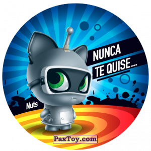 PaxToy.com - 002 Nuts из Sabritas: Super Funki Punky