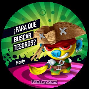 PaxToy.com - 003 Monty из Sabritas: Super Funki Punky