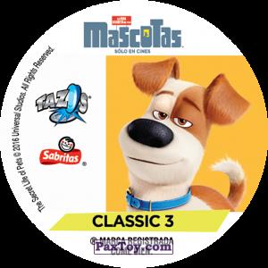 PaxToy.com - 003 Snowball (Сторна-back) из Cheetos: La Vida Secreta De Tus Mascotas
