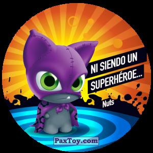 PaxToy.com - 004 Nuts из Sabritas: Super Funki Punky