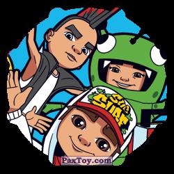 PaxToy 005 Spike & Yutani & Jake