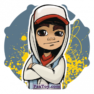 PaxToy.com - 007 Jake из Sabritas: Subway surfers