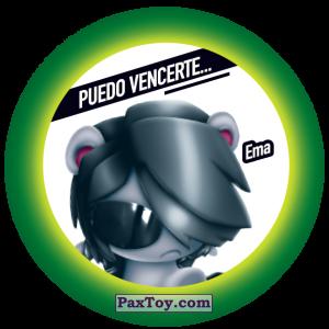 PaxToy.com - 008 Ema из Gamesa: Super Funki Punky