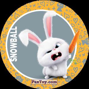 PaxToy.com - 009 Snowball из Cheetos: La Vida Secreta De Tus Mascotas