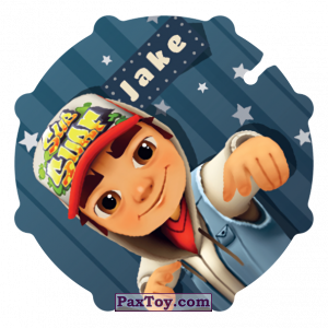 PaxToy.com - 010 Jake из Sabritas: Subway surfers