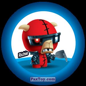PaxToy.com - 010 Richie из Sabritas: Super Funki Punky