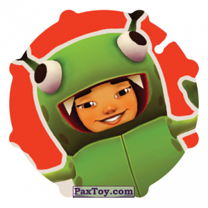 PaxToy.com - 011 Yutani из Sabritas: Subway surfers