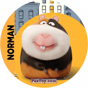 PaxToy.com - 012 Norman из Cheetos: La Vida Secreta De Tus Mascotas