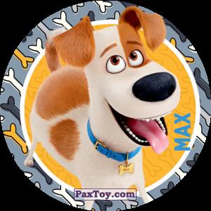 PaxToy.com - 014 Max из Cheetos: La Vida Secreta De Tus Mascotas