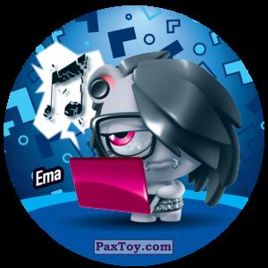 PaxToy.com - 015 Ema из Gamesa: Super Funki Punky