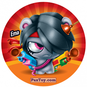 PaxToy.com - 016 Ema из Gamesa: Super Funki Punky