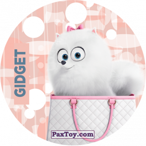 PaxToy.com - 016 Gidget из Cheetos: La Vida Secreta De Tus Mascotas