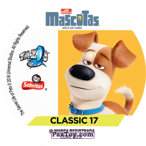 PaxToy.com - 017 Snowball (Сторна-back) из Cheetos: La Vida Secreta De Tus Mascotas