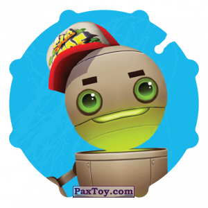 PaxToy.com - 017 Tagbot из Sabritas: Subway surfers