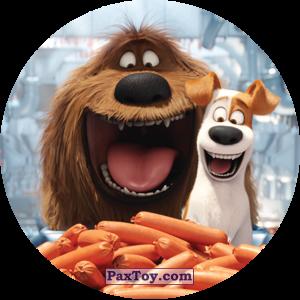 PaxToy.com - 019 Duke & Max like sausages из Cheetos: La Vida Secreta De Tus Mascotas