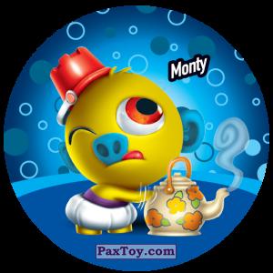 PaxToy.com - 019 Monty из Sabritas: Super Funki Punky