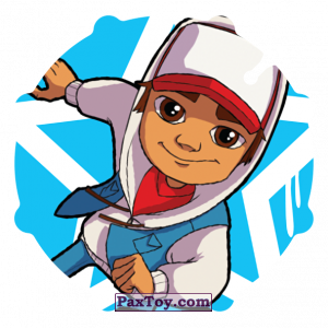 PaxToy.com - 020 Jake из Sabritas: Subway surfers