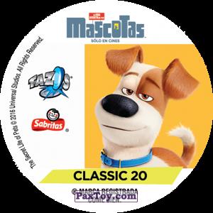 PaxToy.com - 020 Ozone & Reginald (Сторна-back) из Cheetos: La Vida Secreta De Tus Mascotas