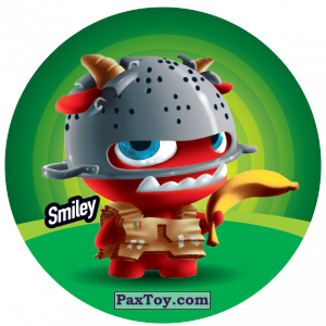 PaxToy.com - 020 Smiley из Gamesa: Super Funki Punky