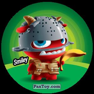 PaxToy.com - 020 Smiley из Sabritas: Super Funki Punky