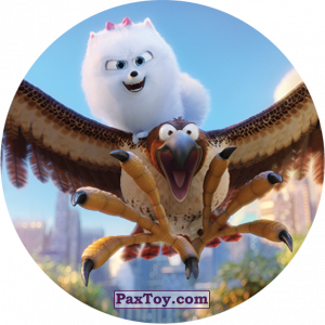PaxToy.com - 022 Gidget & Tiberius из Cheetos: La Vida Secreta De Tus Mascotas