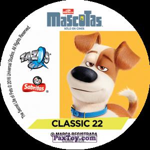 PaxToy.com - 022 Gidget & Tiberius (Сторна-back) из Cheetos: La Vida Secreta De Tus Mascotas