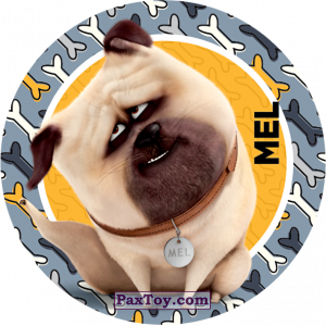 PaxToy.com - 023 Mel из Cheetos: La Vida Secreta De Tus Mascotas