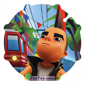 PaxToy.com - 023 Spike из Sabritas: Subway surfers