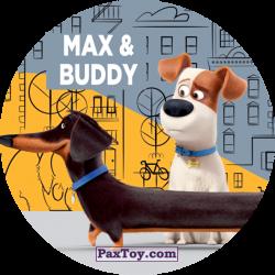 PaxToy 025 Max & Buddy