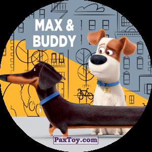 PaxToy.com - 025 Max & Buddy из Cheetos: La Vida Secreta De Tus Mascotas