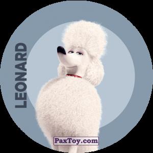PaxToy.com - 029 Leonard из Cheetos: La Vida Secreta De Tus Mascotas