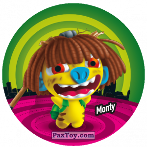 PaxToy.com - 029 Monty из Sabritas: Super Funki Punky