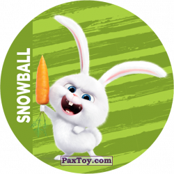 PaxToy 030 Snowball