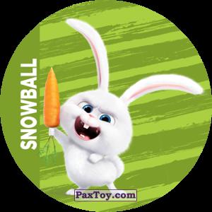 PaxToy.com - 030 Snowball из Cheetos: La Vida Secreta De Tus Mascotas
