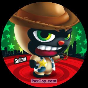 PaxToy.com - 030 Sultan из Sabritas: Super Funki Punky