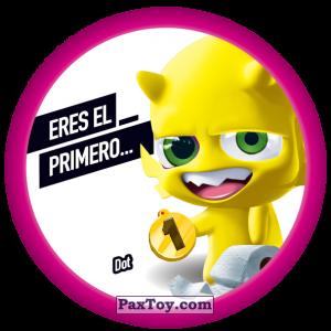 PaxToy.com - 033 Dot из Sabritas: Super Funki Punky