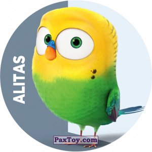 PaxToy.com - 034 Alitas из Cheetos: La Vida Secreta De Tus Mascotas