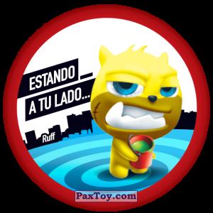 PaxToy.com - 034 Ruff из Sabritas: Super Funki Punky