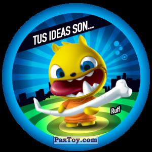 PaxToy.com - 035 Ruff из Sabritas: Super Funki Punky