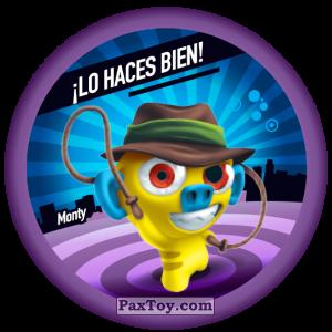 PaxToy.com - 036 Monty из Sabritas: Super Funki Punky