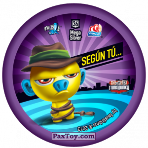 PaxToy.com - 036 Monty (Сторна-back) из