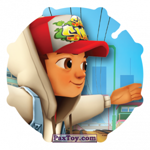 PaxToy.com - 037 Jake из Sabritas: Subway surfers