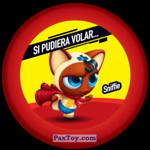 PaxToy.com - 037 Sniffie из Sabritas: Super Funki Punky