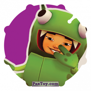 PaxToy.com - 038 Yutani из Sabritas: Subway surfers