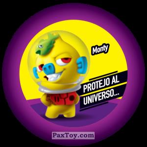 PaxToy.com - 042 Monty из Sabritas: Super Funki Punky