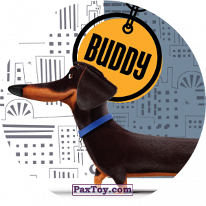 PaxToy.com - 043 Buddy из Cheetos: La Vida Secreta De Tus Mascotas