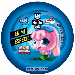 PaxToy.com - 043 Bunnie (Сторна-back) из