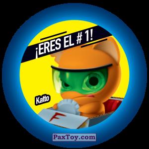 PaxToy.com - 044 Katto из Sabritas: Super Funki Punky