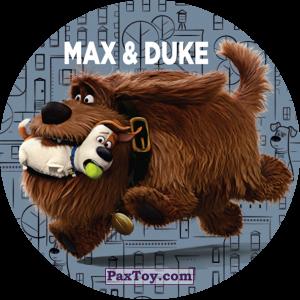 PaxToy.com - 044 Max & Duke из Cheetos: La Vida Secreta De Tus Mascotas