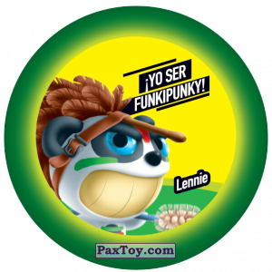 PaxToy.com - 046 Lennie из Gamesa: Super Funki Punky